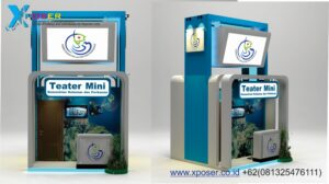 booth desain kkp