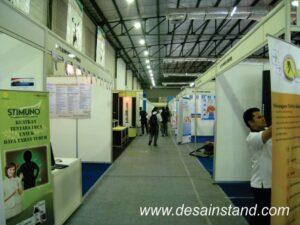 kontraktor pameran pembangunan stand standar untuk semua jenis event