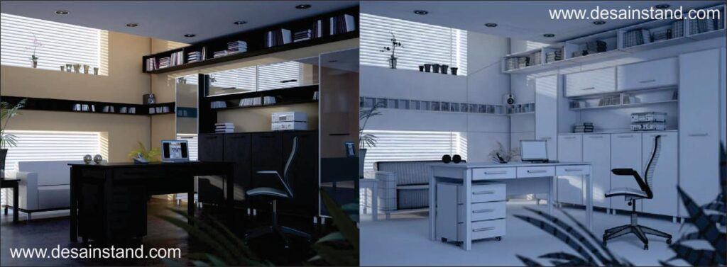 interior desain kantor