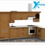 interior dapur clasik