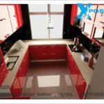 interior dapur mini