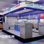 interior toko elektronik