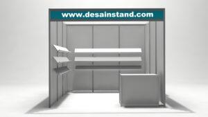 stand standar buku 2