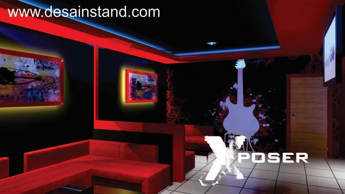 vip room desain